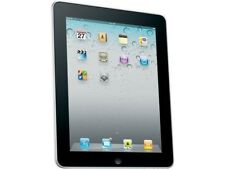 iPad 1st Gen A1337 64GB WiFi+3G Cellular Black Apple Tablet, Genuine Apple Case