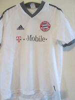 Bayern Munich 2003-2004 Away Football Shirt Size Youths  /37786