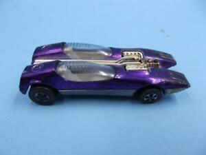 Hotwheels Redline Splittin Image. Purple 1969 US Hot wheels Red Line