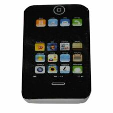 Black Novelty iPhone Rubber Erasers Back To School Stationary Party Bag Fillers