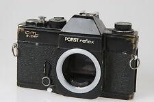 Porst Reflex C-TL Super SLR Gehäuse #75100013