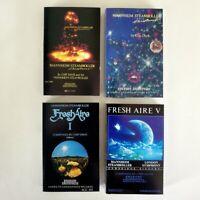 Mannheim Steamroller - Lot of 4 Cassettes -  Fresh Aire I + V + Christmas