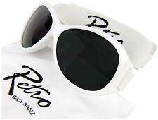 Baby Banz Retro Sunglasses - White