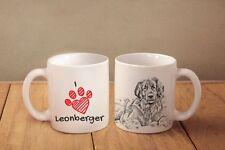 """Leonberger - ein Becher """"I love"""" Subli Dog, DE"""