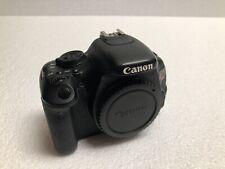 Canon Eos Rebel T3I / Eos 600D 18.0Mp Digital Slr Camera - Black Parts As-Is