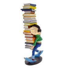 """Figurine en résine Collectoys Gaston Lagaffe """"Pile de Livres"""""""
