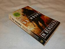 """September 2012  """"13 HOURS AN INSIDE ACCOUNT OF WHAT REALLY HAPPENED IN BENGHAZI"""""""