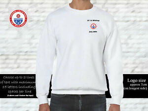 Hampshire & Isle of Wight Fire and Rescue Service Personalised Sweatshirt