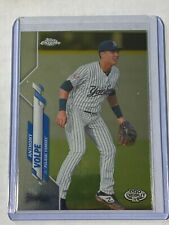 ANTHONY VOLPE 2020 Topps Pro Debut Chrome Prospect YANKEES  #PDC-102