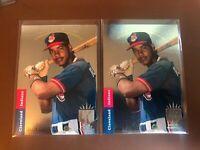 (2) 1993 Upper Deck SP Manny Ramirez #285 Foil Baseball Card Cleveland  Indians