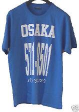 Large, Blue OSAKA Designer Panasonic T-Shirt