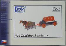 Praga V3s CR Kraftstofftanker HO 1/87 SDV Plastic Kit