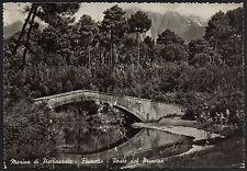 AD1958 Lucca - Provincia - Marina di Pietrasanta - Fiumetto - Ponte del Principe