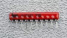 BI L101C222 Thick Film Low Profile SIP Conformal Coated Resistor( Lots of 100 )
