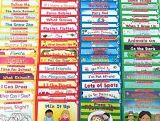 60 Easy Phonics Leveled A B C D Gurided Readers Kindergarten Learn to Read LOT