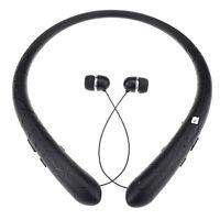 Wireless Bluetooth Headset Stereo Headphone Sport Earphone for iPhone Samsung LG