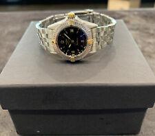 Breitling Callistino Stainless Steel/18K Yellow Gold Quartz Watch