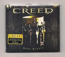 CREED - Full circle CD 2009 digipak SEALED