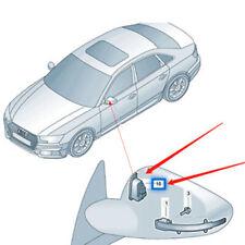 !Left Mirror Warning Display Lane Change Assit Light for Audi 2017-2019 A4 B9