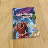 Limited Run Games Trading Card 526 Silver (Dragon's Lair Trilogy)