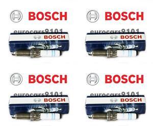 Porsche 911 Bosch Spark Plugs 8124 99917015490 Set of 4