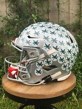 Ohio State Buckeyes Riddell SpeedFlex Football Helmet & Facemask - Extra Large