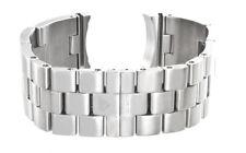 Aqua Master Mens 22mm Stainless Steel Watch Band Bracelet