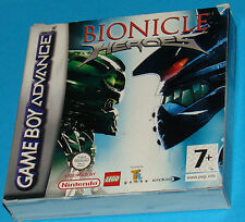 Bionicle Heroes - Game Boy Advance GBA Nintendo - PAL