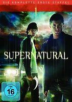 Supernatural - Die komplette erste Staffel [6 DVDs] von K... | DVD | Zustand gut