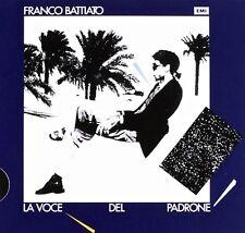 Franco Battiato – La Voce Del Padrone ( CD - Album )