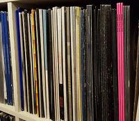 "VINYL RECORDS COLLECTION - HOUSE, TECH, DEEP, GARAGE, TECHNO 12"" JOB LOT NEW 1"