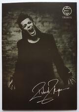 ⭐⭐⭐⭐ EMIGRATE ⭐⭐⭐⭐ gedrucktes Autogramm Autogrammkarte ⭐⭐⭐⭐ Richhard Rammstein ⭐