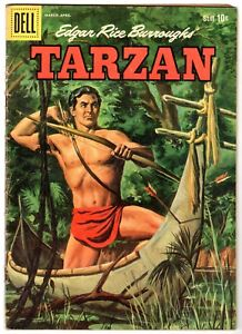 Tarzan #117, Very Good - Fine Condition*