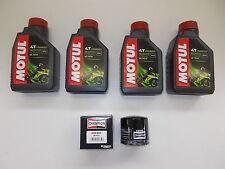 TAGLIANDO OLIO MOTUL 5000 10W-40 + FILTRO per DUCATI 620 Monster i.e. 2003 2004