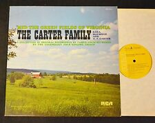 "The Carter Family RCA 1107 ""Mid The Green Fields Of Virginia"