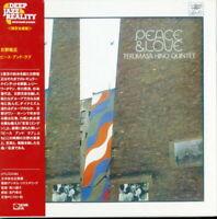 TERUMASA HINO-PEACE & LOVE-JAPAN MINI LP CD Ltd/Ed G09