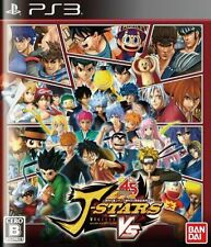J-Stars Victory Vs (Sony PlayStation 3, 2014) - Japanese Version Region 2