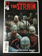 Dark Horse Comic Book Strain #1 2011 Vampire Horror FX TV Show VF/NM del Torro