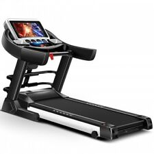 Pepu TM600 Foldable Treadmill With Manual incline and Multi Function