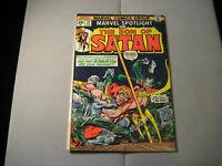 Marvel Spotlight on The Son Of SATAN #19 (1974, Marvel)
