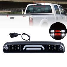 HIgh Mount LED Third 3rd Tail Brake Light w/ Cargo Lamp For Ford Ranger F-250 1x