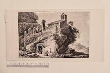 """Franz Edmund Weirotter, """"Grotta hinter S. Peter"""", W. 172, II."""