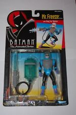 Mr Freeze-Batman The Animated Series-BAS-MOC