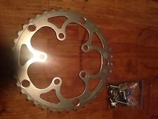 Willow Tripleizer Chainring 135 bcd 39t - Triplizer - Rivendell Campagnolo