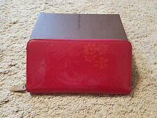 Louis Vuitton Vernis Patent Leather Zippy Long Wallet Clutch Holder Organizer