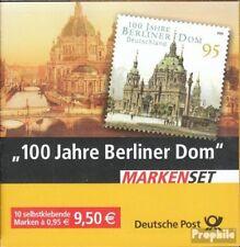 BRD (BR.Duitsland) MH57 gestempeld 2005 Berlijn Dom