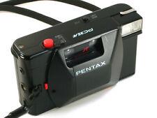 Asahi Pentax PC35AF PC35 AF PC-35 AF 35mm Film SLR Camera Black Body Works
