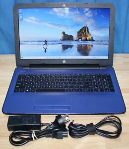 "HP Notebook Computer - 15.6"" LCD, AMD A6-7310, R4 Radeon, 8Gb, 1Tb, Windows 10"