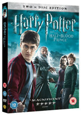 Harry Potter and the Half-blood Prince DVD (2009) Daniel Radcliffe