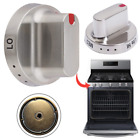 Gas Range Burner Knob Kit Samsung NX583G0VBSR FX710BGS NX58F5300SS Stove Oven photo
